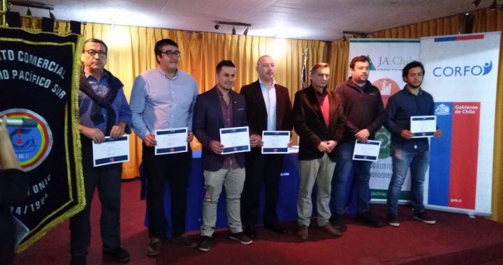 Corfo lanzó programa de emprendimiento escolar y distinguió a ganadores de concurso IPRO