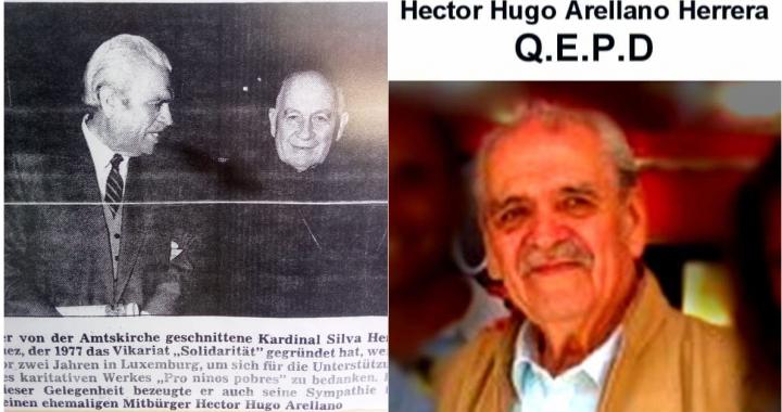 Falleció el destacado comunicador Héctor Hugo Arellano Herrera
