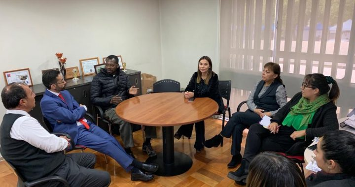 IPS destaca acercamiento con comunidad haitiana