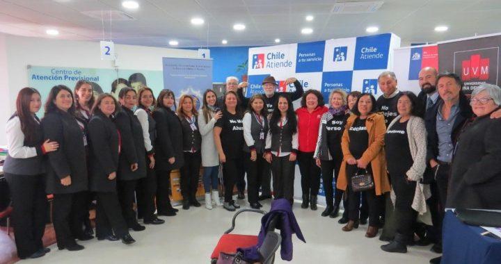 IPS y autoridades regionales buscan fomentar buen trato hacia personas mayores