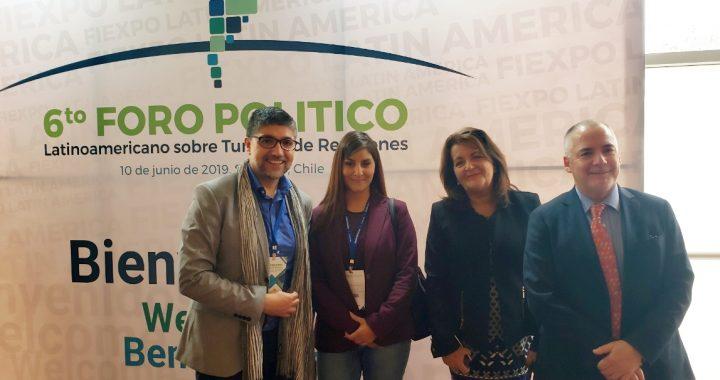 Destacada participación de la región de Valparaíso en Feria Internacional de Reuniones y Viajes Fiexpo 2019