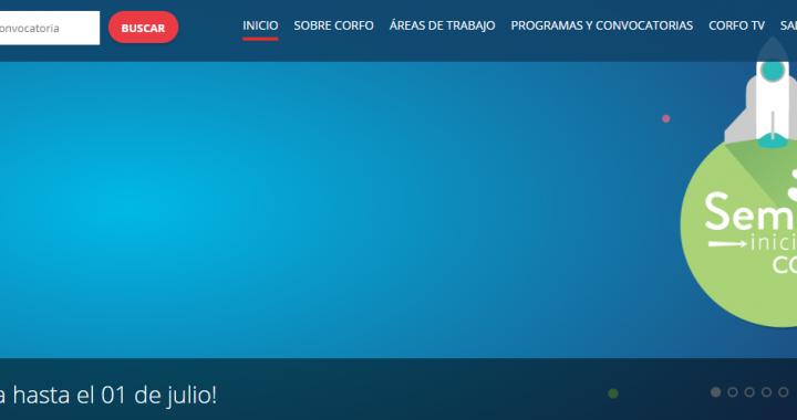 Corfo tiene abierto concurso Semilla Inicia