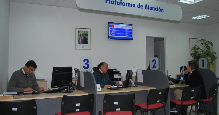 Sucursales de ChileAtiende ahora también reciben licencias médicas