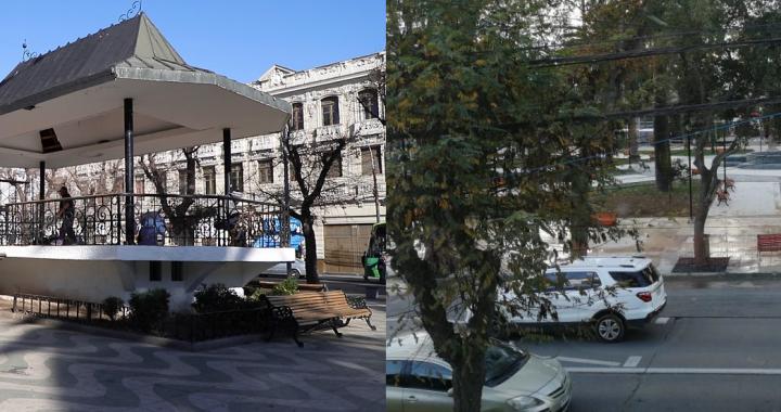 Cómo arreglar una plaza: los casos de Valparaíso y Casablanca