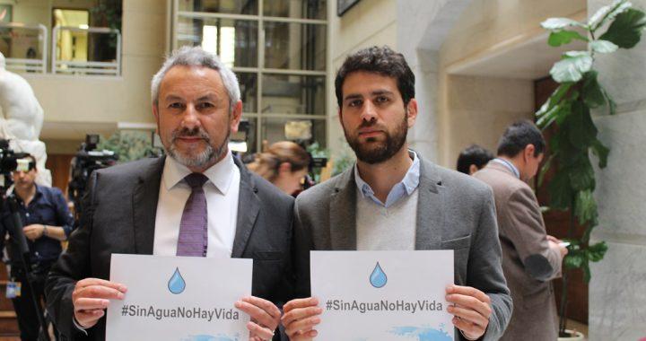 Diputados solicitan Sesión Especial en la Cámara por sequía en la región y el país