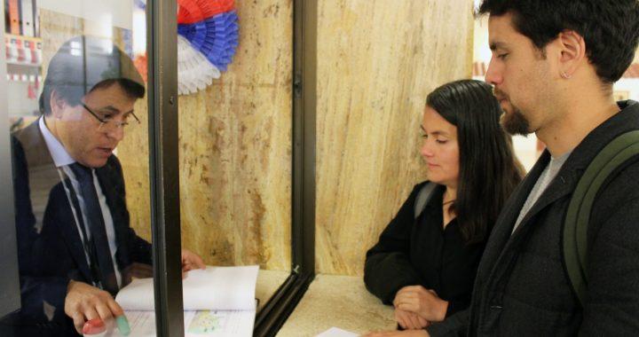 Diputado Ibáñez y vecinos de Paso Hondo presentaron requerimiento ante Contraloría General por proyectos inmobiliarios