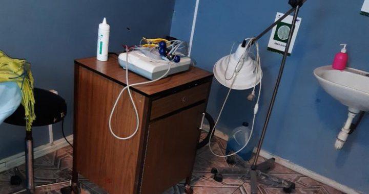 Casablanca: Clausuran centro médico Coral Salud