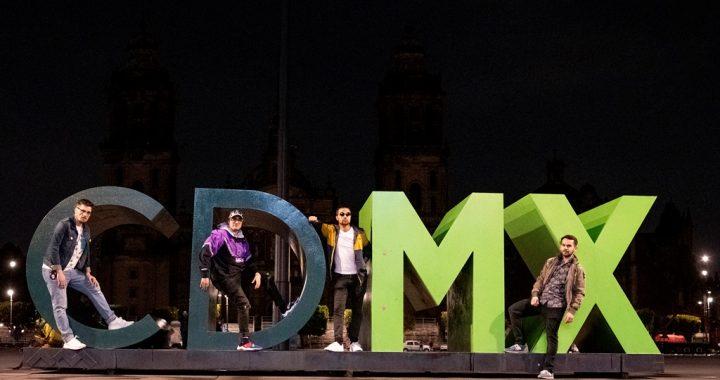"""Steppin' Cerca"" alzó la voz por demandas sociales de los chilenos en gira por México"