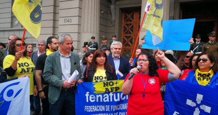 ANEF sigue con el Paro Nacional Progresivo hasta el 12 de noviembre