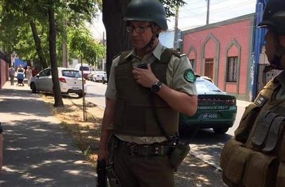 Por homicidio frustrado: otro delito imputado para el mayor Humberto Tapia Zenteno