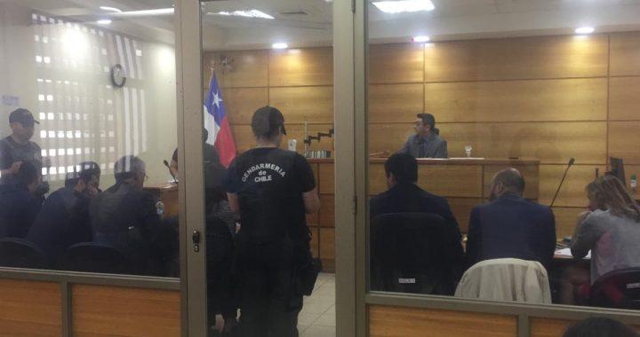 Concejal RN de La Calera es formalizado por robo en lugar no habitado y queda en prisión preventiva