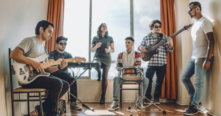 """""""Es de Negros"""" llega con su primer single de funk-soul al centro de Villa Alemana"""