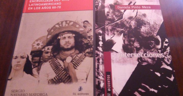 Dos libros: un estudio sobre cine y una colección de cuentos, por Eddie Morales Piña.