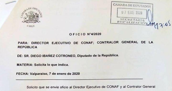 Quilpué: Diputado Ibáñez solicita investigar conflicto de interés de inmobiliarias en Paso Hondo