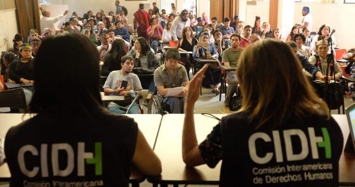 Descargue los informes sobre DD.HH. en Chile tras visita in loco de la CIDH