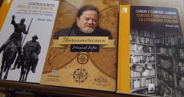 Las últimas obras de Manuel Jofré, por Eddie Morales Piña