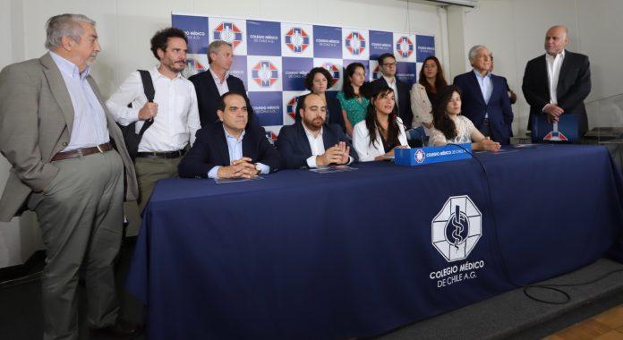 Colegio Médico pide a presidentes de partidos políticos extremar medidas para afrontar COVID-19