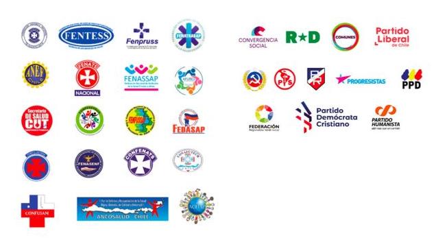 Partidos opositores, congresistas y organizaciones de la salud  piden reunión con ministro Paris para enfrentar pandemia por Covid-19