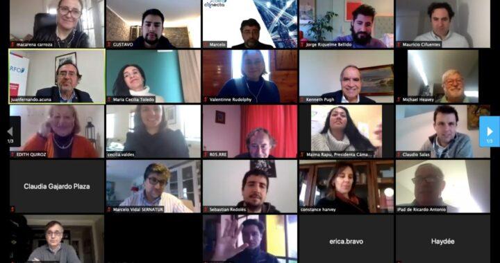 Corfo amplía a la Región el Programa Valparaíso Creativo, Sustentable e Innovador