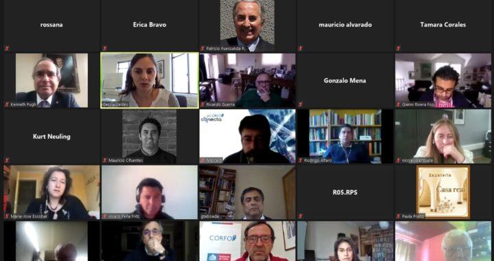 Corfo lanza Programa Territorial integrado sobre Transformación Digital para el Gran Valparaíso + Casablanca