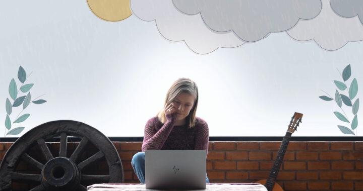 Tonada aborda la llegada de la primavera y el estrés juvenil por los estudios a distancia