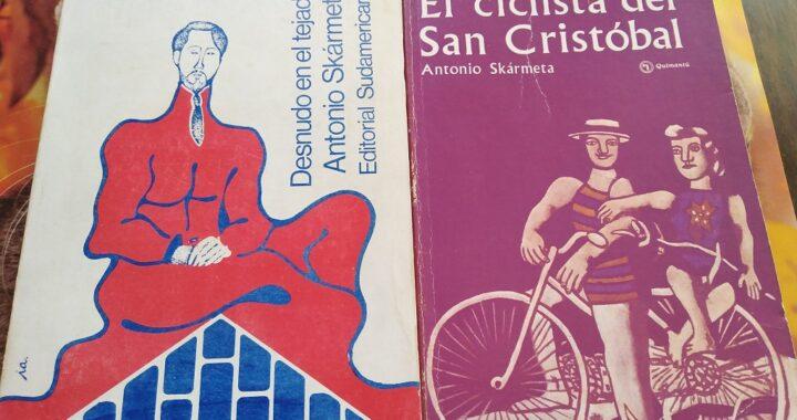 Skarmetiana: Crónica literaria de Eddie Morales Piña