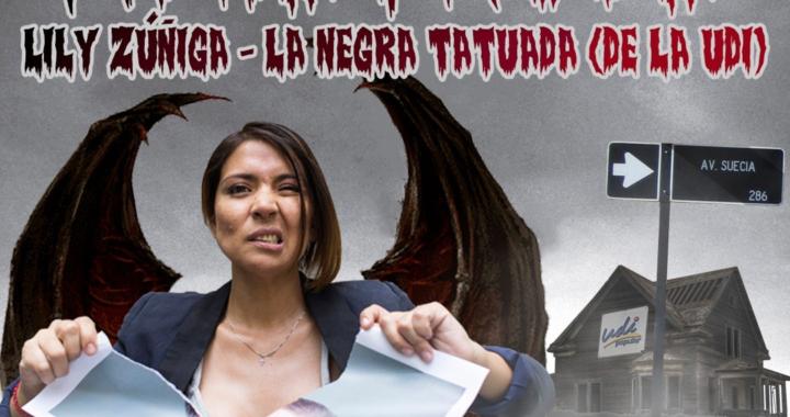 """Lily Zúñiga regresa atacando a la UDI: """"Vi sus trabajos y ellos son máquinas de sumar votos, enfocados al rédito comunicacional"""""""