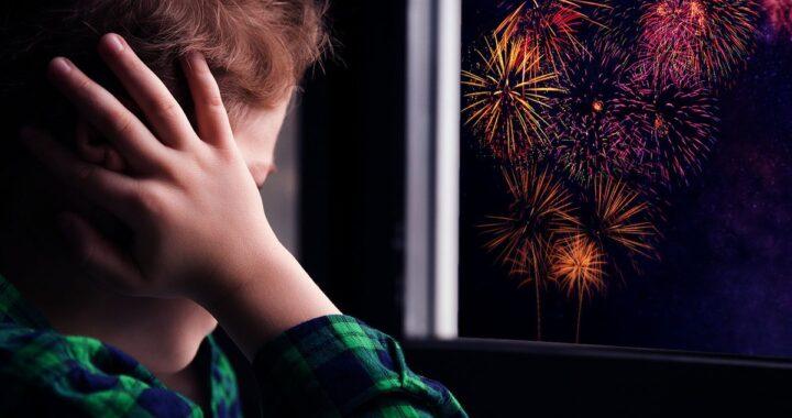 Menos pirotecnia y más niñas y niños autistas lo agradecerán