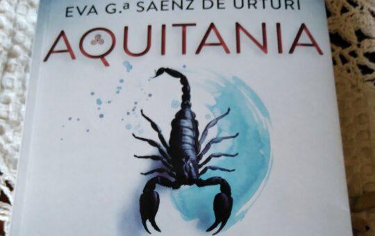 """""""Aquitania"""", una ficción histórica, por Eddie Morales Piña"""