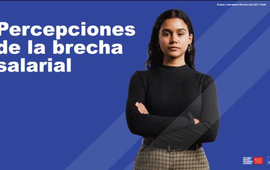 El 59% de las chilenas piensa que la brecha salarial debería ser una de las principales prioridades en este momento