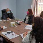 SLEP Valparaíso se reúne con el Gore para conseguir financiamiento para mejorar la seguridad en establecimientos educacionales afectados por balaceras